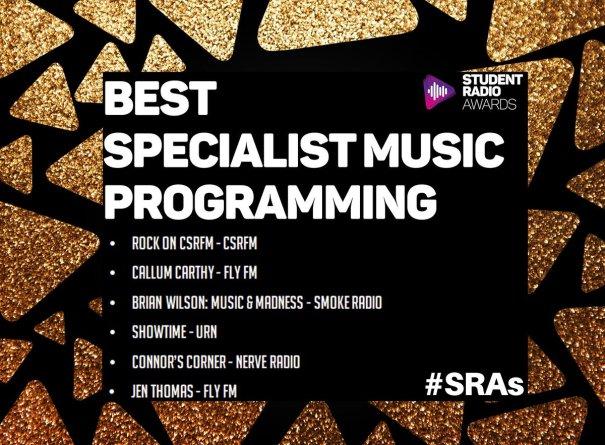 SRA Nomination pic